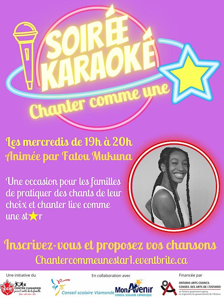 """Image de """"Chanter comme une star"""" -  Votre soirée Karaoké  - C'EST GRATUIT !"""