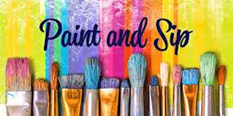 Sweets Virtual Paint & Sip (Honoring Women' s History Month) tickets