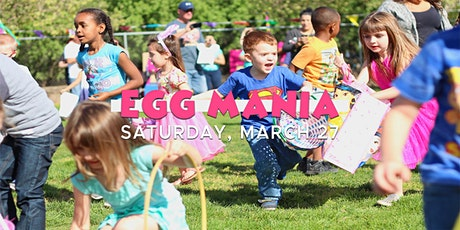 Egg Mania (4 & 5 years old) tickets