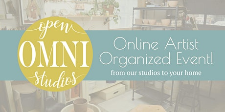 Omni Open Studios Spring Art Event tickets