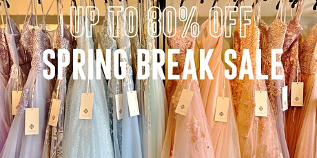 Prom Spring Break Sale tickets