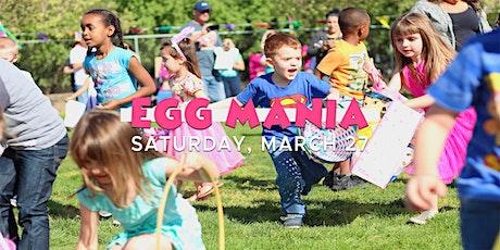 Egg Mania (2nd & 3rd Grade) tickets