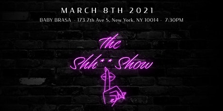 Shh** Show Comedy Event tickets