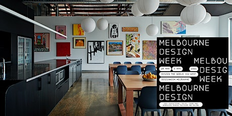 Melbourne Design Week Event: A Tour and A Panel at OC House tickets