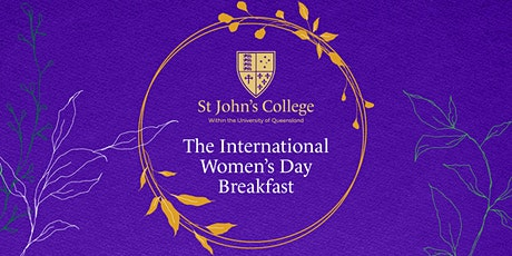 SJC IWD Breakfast Raffle tickets