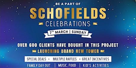 Schofields Celebrations tickets