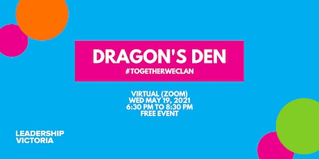 Together We CLAN - Dragon Den tickets