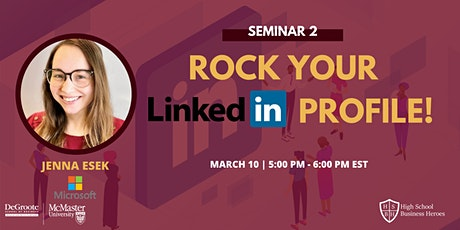 Rock Your LinkedIn Profile with Microsoft tickets