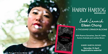 Book Launch: A Thousand Crimson Blooms by Eileen Chong tickets