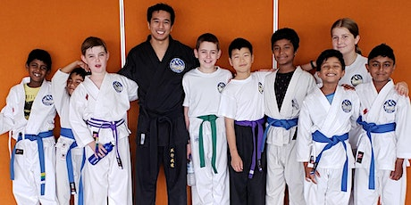 Come and Try Twins Martial Arts  (7to 12  year olds) tickets