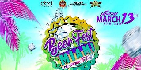 BEER FEST MIAMI tickets