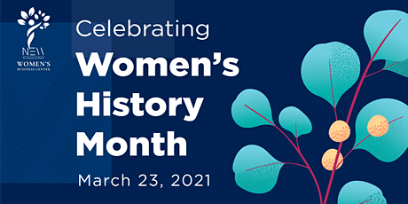 Celebrating Women's History Month tickets