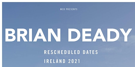 Brian Deady Sean Ogs Live, Donegal 18th Dec 2021 tickets