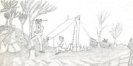 Exhibit Q&A - 'A Little Bit of Justice - The Drawings of Charlie Flannigan' tickets