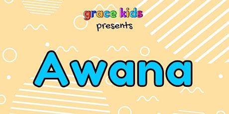 Awana Meetings tickets