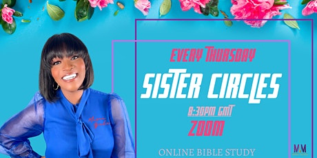 Sister Circles Bible Study tickets