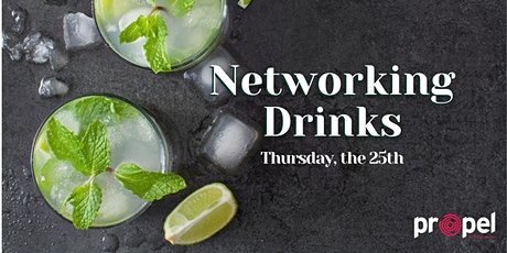 Networking Drinks tickets