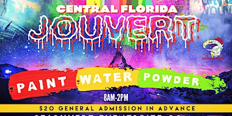 CENTRAL FLORIDA JOUVERT tickets