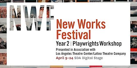 USC School of Dramatic Arts New Work Festival II: Breaking Barriers tickets