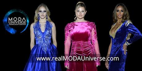 MODA Universe International Competition tickets
