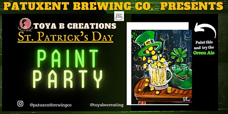 St. Patrick's Day Paint Party tickets