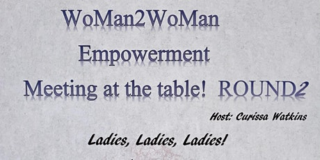 WoMan2WoMan  Empowerment tickets