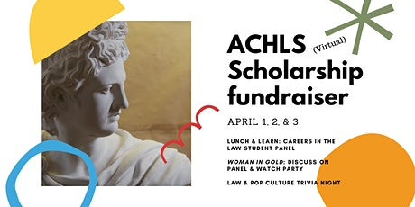 Art and Cultural Heritage Law Society Annual Scholarship Fundraiser tickets