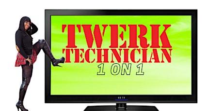 Twerk Technician: Private Sessions tickets