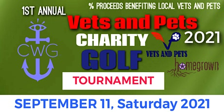 Vets & Pets 1st  Annual Charity Golf Tournament tickets