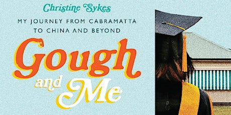 Zoom author event: Gough and Me with Christine Sykes tickets