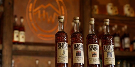 High West  Whiskey Virtual Cocktail Class tickets