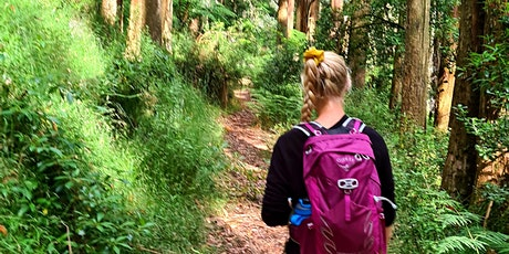 Tanglefoot & Myrtle Gully Track Hike on the 1st of May, 2021 tickets
