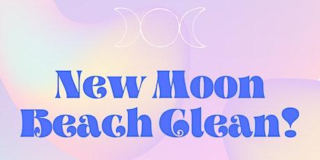 New Moon Beach Clean tickets