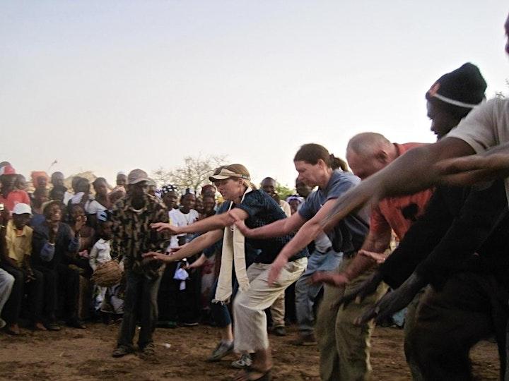 Dogon Dancing and Drumming in Mali's Bandiagara District image