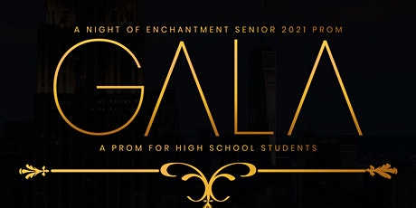 2021 Senior Prom Gala tickets