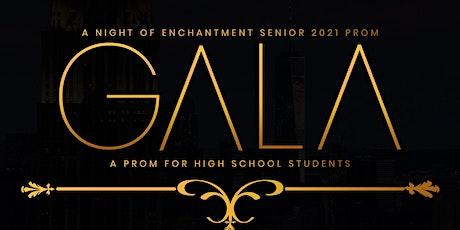 2021 Senior Prom Gala tickets