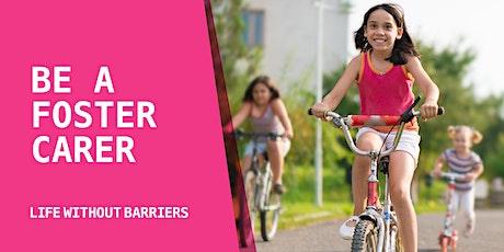 Live Foster Care Information Webinar - Melbourne VIC tickets