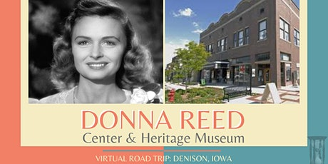 Donna Reed Center & Heritage Museum: Virtual Road Trip tickets