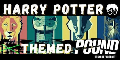 Harry Potter POUND Fitness Rockout Virtual Workout Online via Zoom! tickets