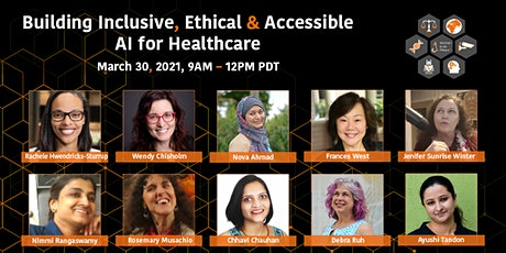 Building Inclusive, Ethical, and Accessible AI for Healthcare tickets