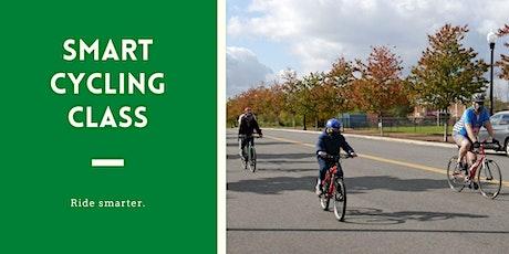 Smart Cycling Class in Alexandria, VA tickets