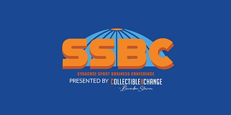 Syracuse Sport Business Conference 2021 Presented by CollectibleXchange tickets