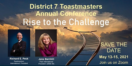 Rise To The Challenge: District 7 Annual Conference tickets