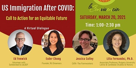 US Immigration After COVID: Call to Action for an Equitable Future tickets