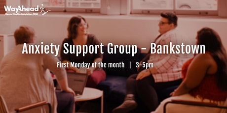 Bankstown Anxiety Support Group tickets