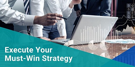 Execute Your Must-Win Strategy (English Session) Tickets