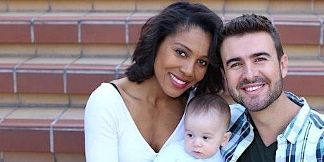 Mixed-Race/Cross-Cultural Couple Relationship Enrichment Retreat tickets