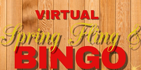 Virtual Spring Fling & Bingo Game Night tickets