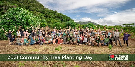 2021 Community Tree Planting Day tickets