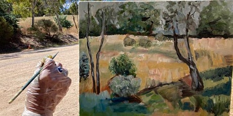 Introduction to Plein Air Painting tickets